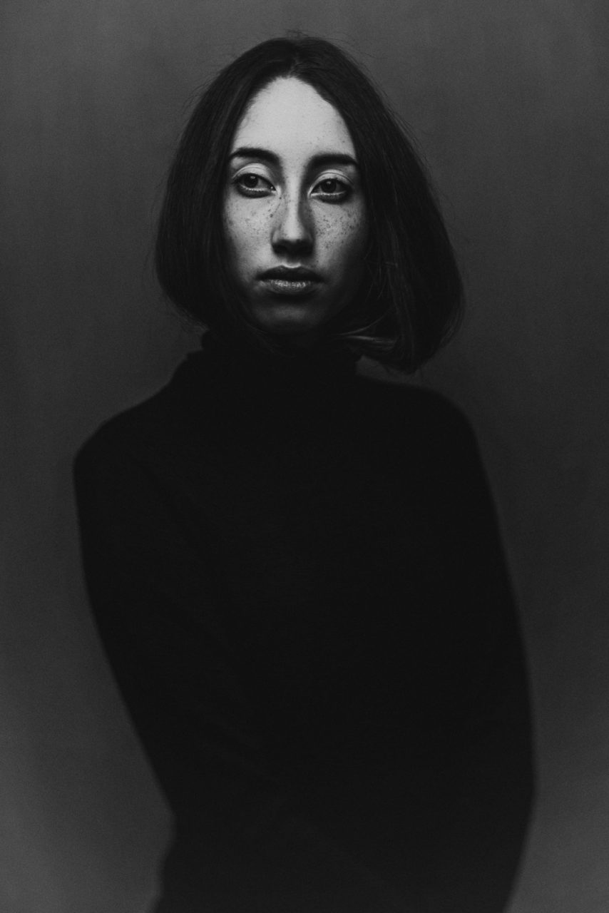 ++WINNER DUTCH PHOTOGRAPHIC PORTRAIT PRIZE 2016++ SORA IN BLACKClick for print sale informationOrder here